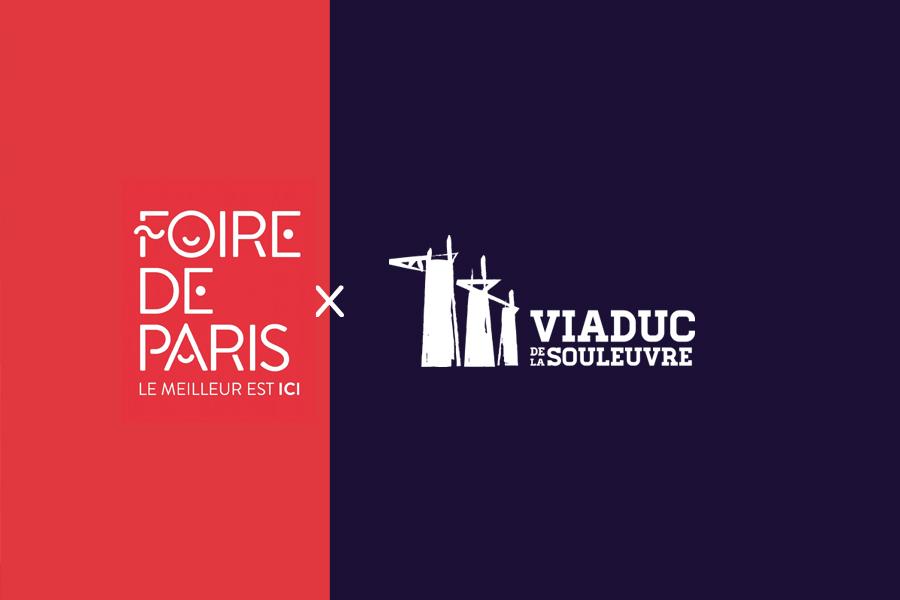 Le Viaduc de la Souleuvre à la Foire de Paris