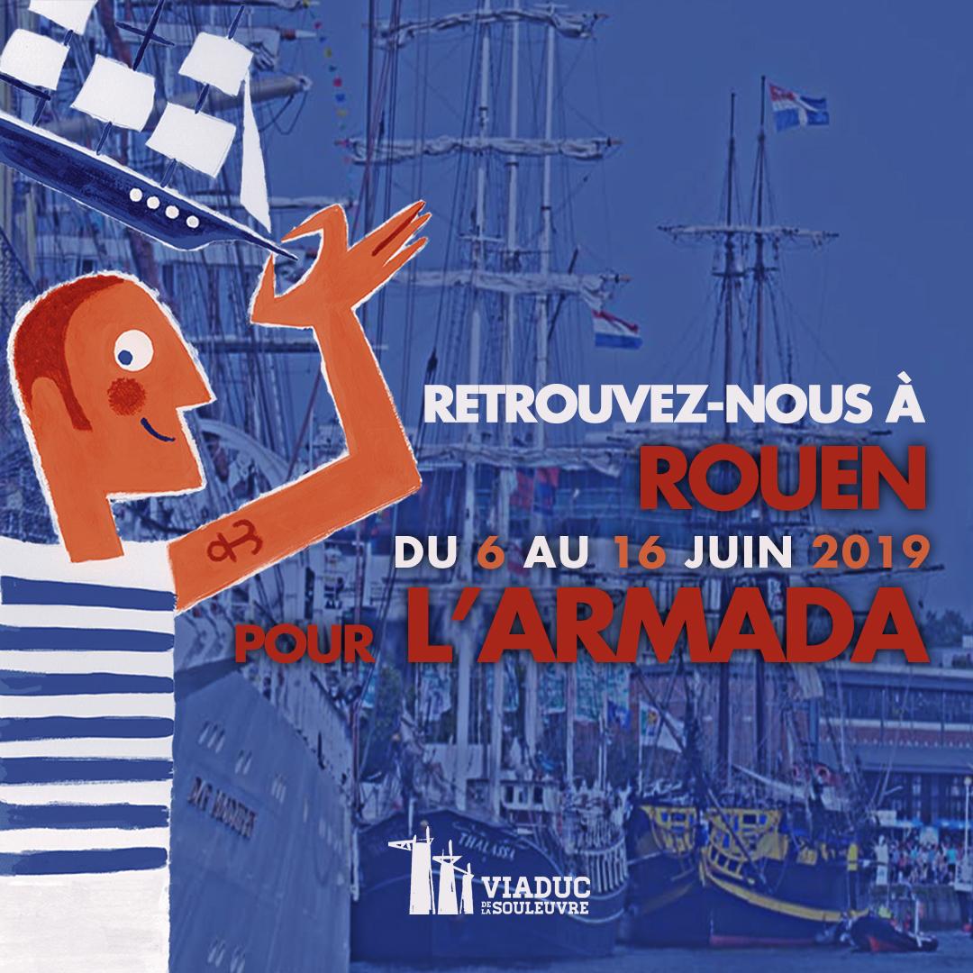 AJ Hackett Normandie à l'Armada de Rouen