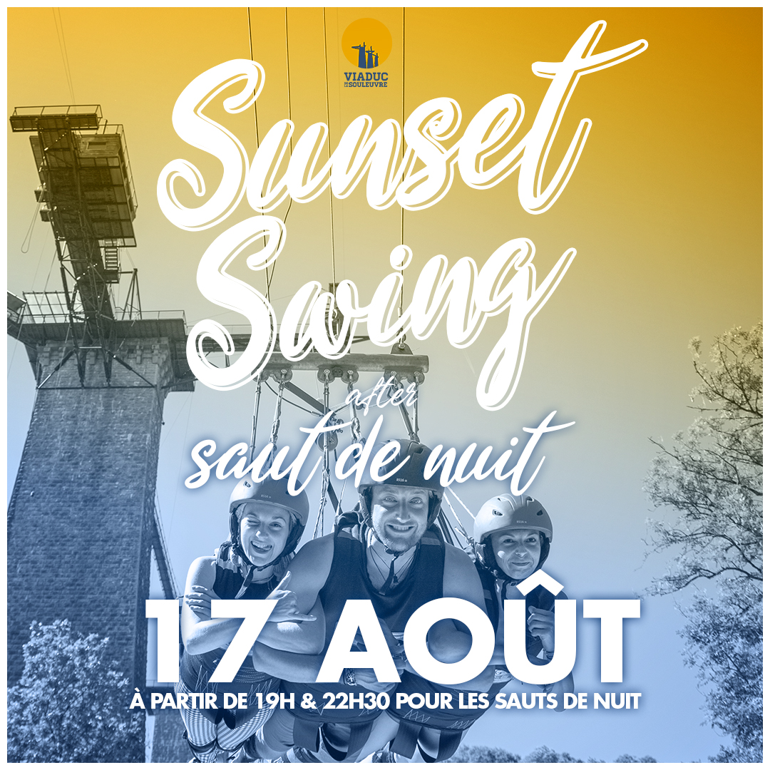 Sunset'swing – 17 Août 2019